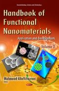 Handbook of Functional Nanomaterials : Volume 3 -- Application and Development