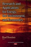 Research and Applications for Energy, the Environment, and Economics
