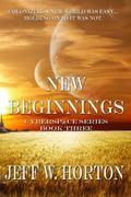 New Beginnings : Cybersp@ce Series Book 3