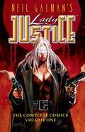 Neil Gaiman's Lady Justice #1