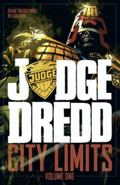 Judge Dredd: City Limits : City Limits