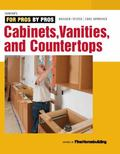 Cabinets, Vanities, and Countertops