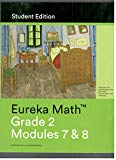 Eureka Math Grade 2 modules 7 and 8 (Student Edition)