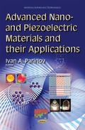Advanced Nano- and Piezoelectric Materials and Their Applications