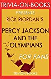 Trivia-On-Books Percy Jackson and the Olympians by Rick Riordan