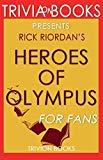 Trivia-On-Books Heroes of Olympus by Rick Riordan