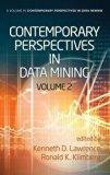 Contemporary Perspectives in Data Mining, Volume 2 (HC)