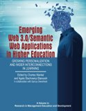 Emerging Web 3.0/Semantic Web Applications in Higher Education: Growing Personalization and ...