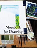 Notebook For Drawing: : Handy Notebook/Journal for Drawing Painting and Designers.120 Colleg...