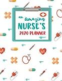 An Amazing Nurse's 2020 Planner: An RN Gift Idea | 2020 Planner for Nurses