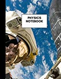 Physics Notebook: Composition Book for Physics Subject, Medium Size, Ruled Paper, Gifts for ...