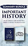 Summary Bundle: Important History - Readtrepreneur Publishing: Includes Summary of A Brief H...