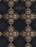 Ledger 5 column: Accounting Ledger Bookkeeping Record-Keeping, Expenses Debits Journal Busin...