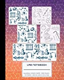 Lab Notebook: Laboratory Logbook for Scientific Experiment for Chemistry & Physics Science S...