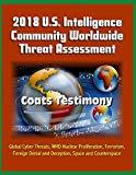 2018 U.S. Intelligence Community Worldwide Threat Assessment - Coats Testimony: Global Cyber...
