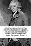 The speech of R. B. Sheridan: Esq. on summing up the second charge against Warren Hastings, ...