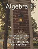 Algebra II: Woodward Academy Spring 2019