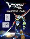 Voltron Legendary Defender Coloring Book