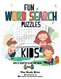 Fun Word Search Puzzles Kids: Word Search Books for Kids 6-8 (Everything kids logic puzzles ...