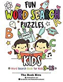 Fun Word Search Puzzles Kids: Word Search Books for Kids 9-12 (Everything kids logic puzzles...