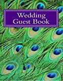 Wedding Guest Book: 50 Pages, Large Print Guest Book for Weddings (Volume 9)