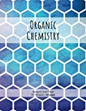 Organic Chemistry: Watercolor Cover | Premium Hexagonal Graph Paper Notebook | 120 pages (Pr...