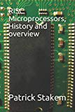 RISC Microprocessors,  History and Overview (Computer Architecture)