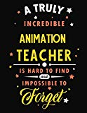 A Truly Incredible Animation Teacher Is Hard To Find and Impossible To Forget: Blank Line Te...