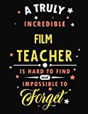 A Truly Incredible Film Teacher Is Hard To Find and Impossible To Forget: Blank Line Teacher...