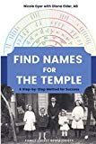 Find Names for the Temple: A Step-by-Step Method for Success