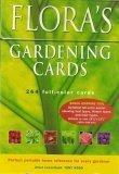 Flora's Gardening Cards (264 Full-color Cards)