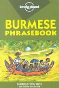 Lonely Planet Burmese Phrasebook