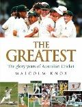 Greatest : The Glory Years of Australian Cricket