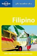 Lonely Planet: Filipino (Tagalog) Phrasebook