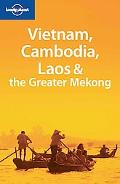 Lonely Planet Vietnam Cambodia, Laos & the Greater Mekong