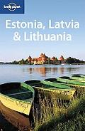 Lonely Planet: Estonia, Latvia and Lithuania