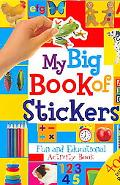 My Big Book Of Stickers ABC