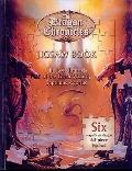 The Dragon Chronicles Jigsaw Book: The Lost Journals of the Great Wizard Septimus Agorius.
