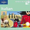 Italian Phrasebook: and Audio CD