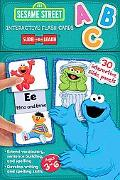 A B C: Sesame Street Slide & Learn Flash Cards