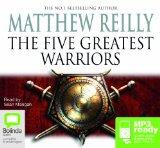 Five Greatest Warriors: Jack West Jr Book 3 (MP3)