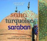 Malouf Slipcase: (Saraban/Turquoise/Saha)
