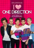 I Heart One Direction Journal - 100% Unofficial
