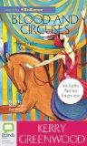 Blood and Circuses (Phryne Fisher Mysteries)