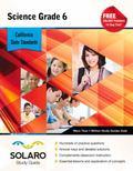 California Science Grade 6 : SOLARO Study Guide