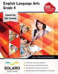 Common Core English Language Arts Grade 4: SOLARO Study Guide (Common Core Study Guides)