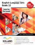 Common Core English Language Arts Grade 12: SOLARO Study Guide (Common Core Study Guides)