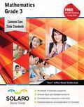 Common Core Mathematics Grade 3: SOLARO Study Guide (Common Core Study Guides)