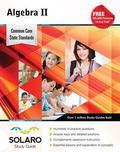 Common Core Algebra II: SOLARO Study Guide (Common Core Study Guides)