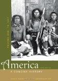 America: A Concise History, Volume One: To 1877 5th (fifth) Edition by Henretta, James A., E...